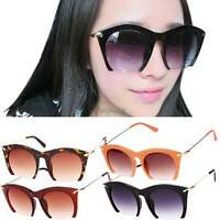 Unisex Aviator Oversized Sunglasses Retro Style Designer Shades UV400 Eyewear