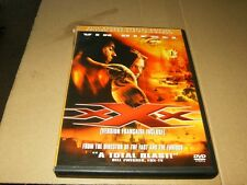 XXX with Vin Diesel DVD,Used,Plays Fine.
