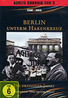 DVD - Berlin unterm Hakenkreuz - Die dreissiger Jahre - Berlin Chronik Teil 3