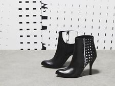 New Bally Love leather boots MISMATCH  UK6,5/7 RRP £565