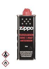ZIPPO Feuerzeugbenzin 125ml Sturmfeuerzeug Benzin Taschenofen Taschenwärmer Jagd