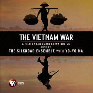 THE SILKROAD ENSEMBLE WITH YO-YO MA - THE VIETNAM WAR - SOUNDTRACK KEN BURNS CD