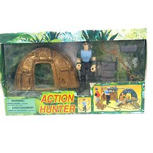 Action Hunter Action Figure Jungle Mercenary Soldier Vintage Brand New Sealed