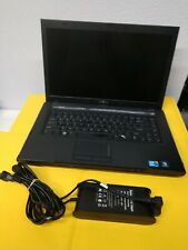"Dell Vostro 3500 15.6"" Core i3 2.27GHz 4GB 250GB Webcam Wifi DVD Win 7 Laptop"