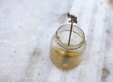 Elefante in ottone cucchiaio-cucchiaino decorativi o Marmellata Condimento-Nkuku regalo di nozze