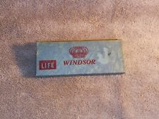 Vintage Set of 2 Windsor Fountain Pen-Mechanical Pencil Guc