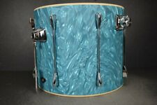 TAMA SUPERSTAR 18X22 BASS DRUM SXB22E-TSH Turquoise Satin Haze NEU! #113