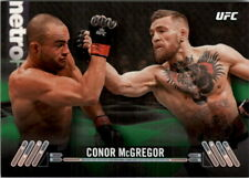 2017 Topps UFC Knockout Green #2 Conor McGregor