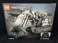 LEGO 42100 Technic Liebherr R 9800 Excavator HUGE 4108pcs New! Ready to Ship!