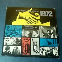 Morgan Beatty: The World In Sound 1972: Associated Press Vinyl LP
