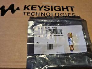 Hp agilent keysight 08493-60026 Coaxial Fixed Attenuator NEU !!!