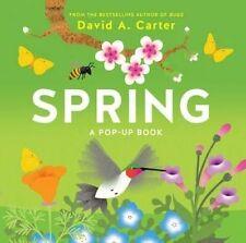 Spring: A Pop-up Book by David Carter (Novelty book, 2016)