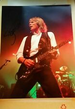 SIGNED  SCOTT GORHAM - 10X8 PHOTO THIN LIZZY BLACK STAR RIDERS EXACT PROOF rare