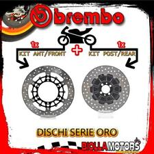 BRDISC-2610 KIT DISCHI FRENO BREMBO BMW K 1100 LT ( no ABS ) 1998- 1100CC [ANTER