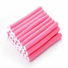 10Pcs Hair Rollers Curler Makers Soft Foam Bendy Twist Curls DIY Styling Tool