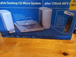 BUSH CD/RADIO MICRO SYSTEM