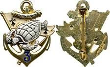 3° Régiment d'Infanterie de Marine, 5° Compagnie, tortue carret,A.Bertrand(5741)