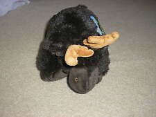 New Moose 11 Inch Pillow Pets Pee Wees New With Tag