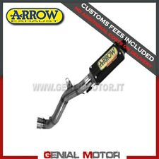 Exhaust Arrow Gp2 Steel Black Honda Cbr 1000 Rr 2014 > 2016