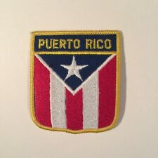 PUERTO RICO PATCH