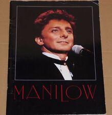 Barry Manilow 1994 tour book souviner concert program