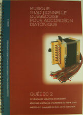 Accordion Diatonic Super Complete Rainwater Harvesting Tablatures: Quebec 2 By