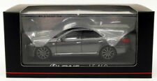 Kyosho 1/43 Scale Model Car 03659GR - Lexus LS 460 F Sport - Mercury Gray MC
