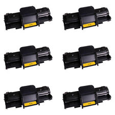 6 Pack ML1640 Black Toner Compatible for Samsung ML-1640 ML-2240 series Printer