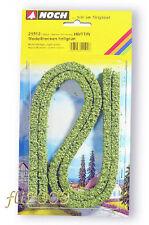 * Noch 21512  scala N oTT o H0 siepe verde chiaro 1 metro