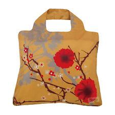 Envirosax reusable bag roll up shoulder shopping bag; Bloom bag number 4 Floral