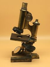 Early Antique Ross London Microscope
