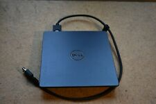 Dell K01B External Optical Drive DVD/CD Enclosure Caddy With eSATA eSATAp cable