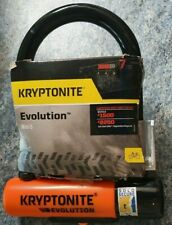 Kryptonite Kryptolock Folding Lock 610 6mmx100cm Sold Secure Silver