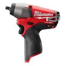 Milwaukee 2454-20 M12 FUEL 12-Volt 3/8-Inch Impact Wrench w/ Belt Clip