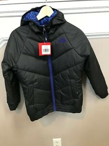 NWT, The North Face, Girls Reversible Jacket L 14/16