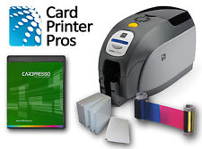 Zebra ZXP Series 3 Dual Sided Card Printer Package (60-Day Warranty)