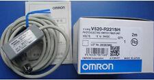 1PCS NEW OMRON Digital Barcode Reader V520-R221SH
