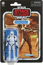 Star Wars Vintage Collection Attack of The Clones - Clone Trooper Action Figure