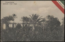 cartolina militare TRIPOLITANIA-BENGASI foiat-vigna