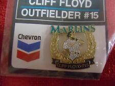 Florida Marlins 1999 Cliff Floyd Give Away Pin MLB