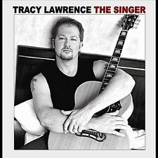 THE SINGER by Tracy Lawrence 2011 CD American country music NEW