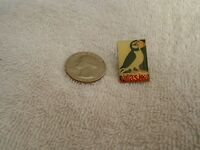Alaska Bird Pin