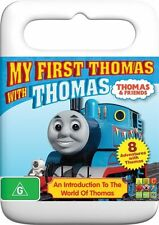 Thomas & Friends - My First Thomas : With Thomas (DVD, 2009) ABC for kids 8 eps
