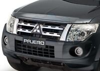 PAJERO TINTED BONNET PROTECTOR MITSUBISHI GENUINE NEW NT NW 2008-2017 COVER