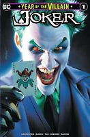 JOKER YEAR OF THE VILLAIN #1 MIKE MAYHEW TRADE DRESS VARIANT LIMITED TO 3000