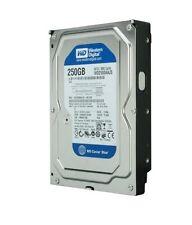 """Western Digital WD2500AAJS - 00V4A0 250Gb 3.5"""" Desktop Internal SATA Hard Drive"""