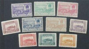 nystamps Turkey Stamp # 625-629.J92-J96 Mint OG H    S24x1280