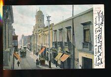 South America Peru LIMA  horse tram used 1900s u/b PPC