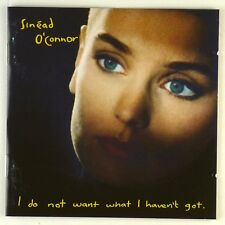 CD - Sinéad O'Connor - I Do Not Want What I Haven't Got - A4039