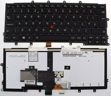 LENOVO THINKPAD X240 X240S X240I LAPTOP BACKLIT KEYBOARD UK LAYOUT 04X0244 F206